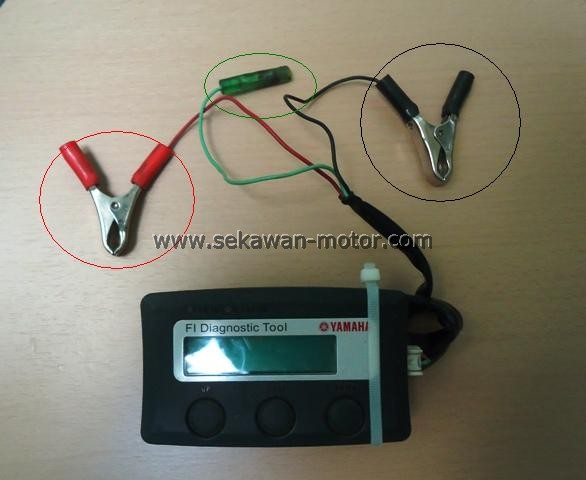 Fuel Injection Diagnostic Tool